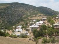 Kayapınar köyü manzaraları.,
