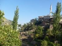 Kayapınar köyü manzaraları